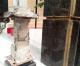 Autoridades municipales abandonan y descuidan Plazoleta 26 de Julio; uno de los grandes atractivos turísticos de Moca