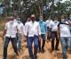 Ministro de Obras Públicas recorre caminos en mal estado en zona de Santiago