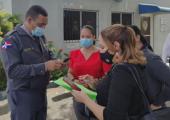 CDP Santiago denuncia intento de robo en el local de la Villa Olímpica