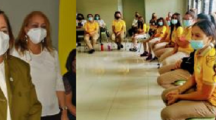 Minerd imparte taller «Fortalecimiento Liderazgo Femenino»